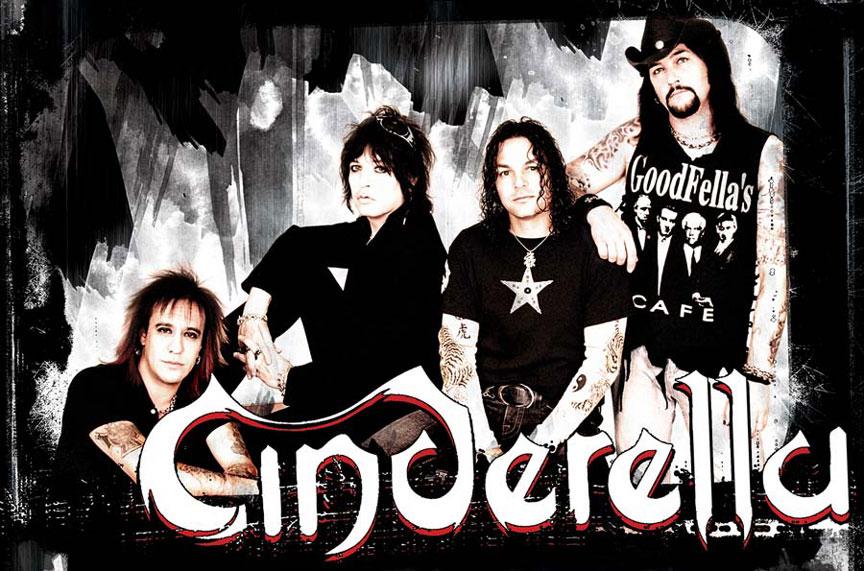 Cinderella Rock Band Tour Dates