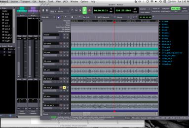 Free Recording & Mixing Software: Audacity vs  Ardour Review