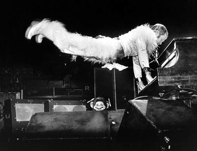 Image result for elton john piano