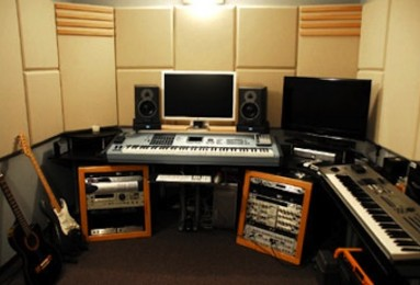 Wonderful Home Recording Studio