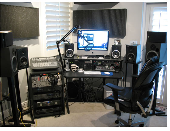 Outstanding Home Recording Studio Photos Set Up Ideas Largest Home Design Picture Inspirations Pitcheantrous