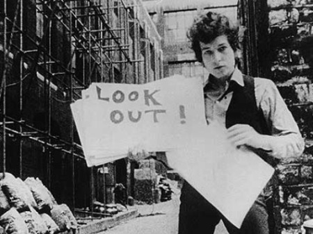 bob dylans social commentary Written by: bob dylan oh my name it is nothin' my age it means less the country  i come from is called the midwest i's taught and brought up there the laws to.