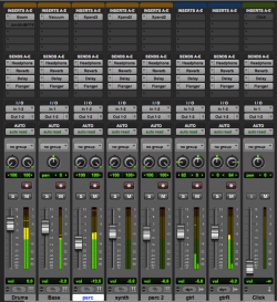 How to Set Up Effects in Pro Tools or Any Mixing Software