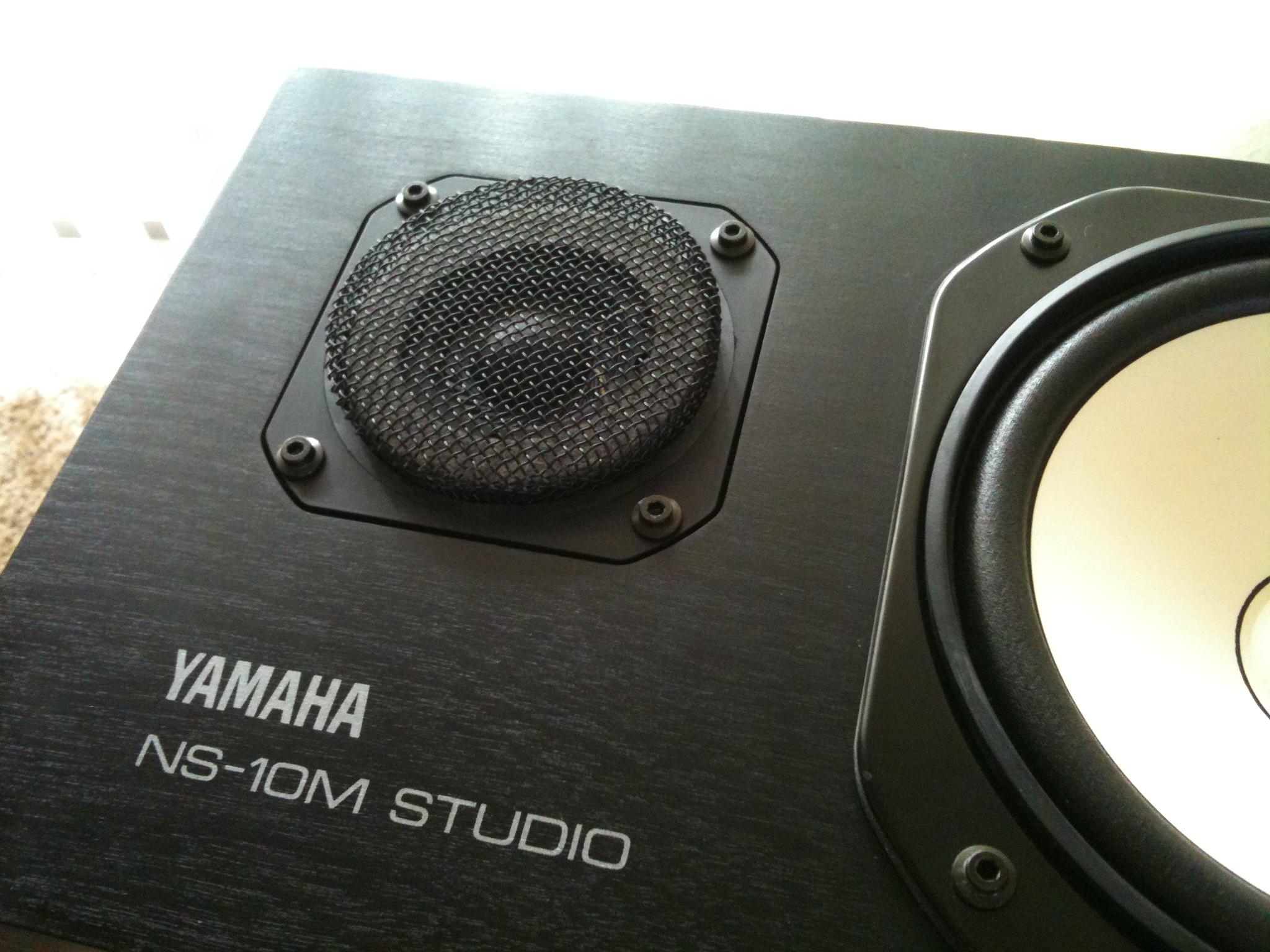 yamaha ns10. yamaha ns10 m