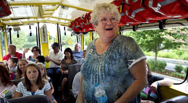Feel Good Story: School Bus Monitor Retires