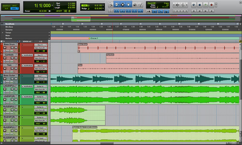 Tip for Better Sounding Recordings: Vocal Stacks, Guitar Stacks