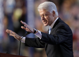 DNC Day 2: All Bill Clinton