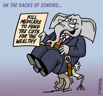 Will the Romney / Ryan Plan End Medicare (as we think they think we know it)?