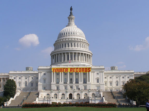 Politicians are Like Tower Records: Politics Can Learn From Music Evolution.