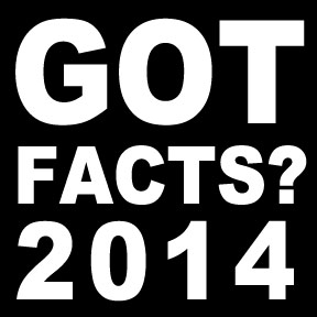 Got Facts? Burst the Bubble: How to Overcome Conspiracy Theory Politics for 2014 Election