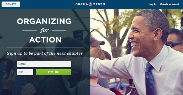 Obama's Legacy: Give democracy back to the people?