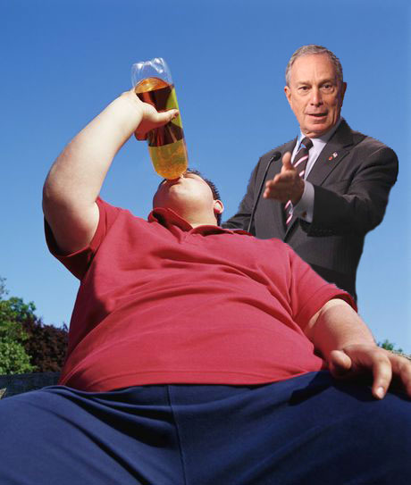 Bloomberg Nanny State: Health, Sugar Law is Stopped.