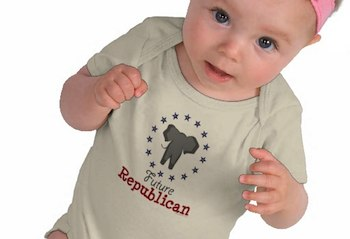 Baby in republican clothes: Can democrats win back Congress?