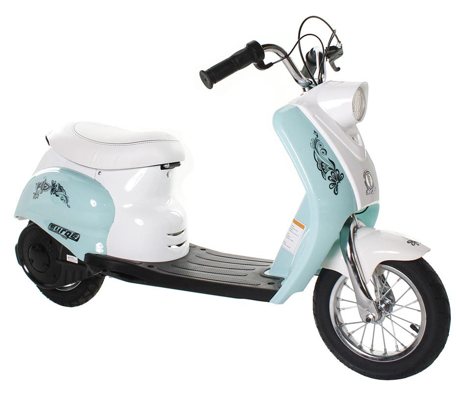 Surge 24 City Scooter Electric Scooter Politusic