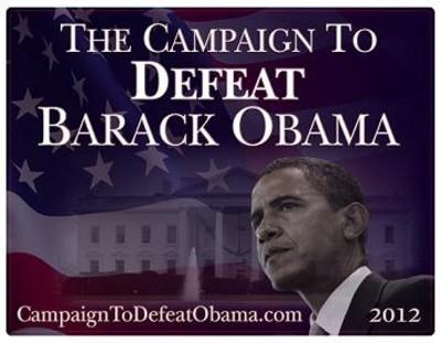 Defeat Obama