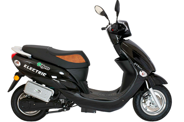 Emoto G4 Electric Scooter Politusic