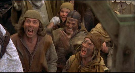 Monty Python Witches