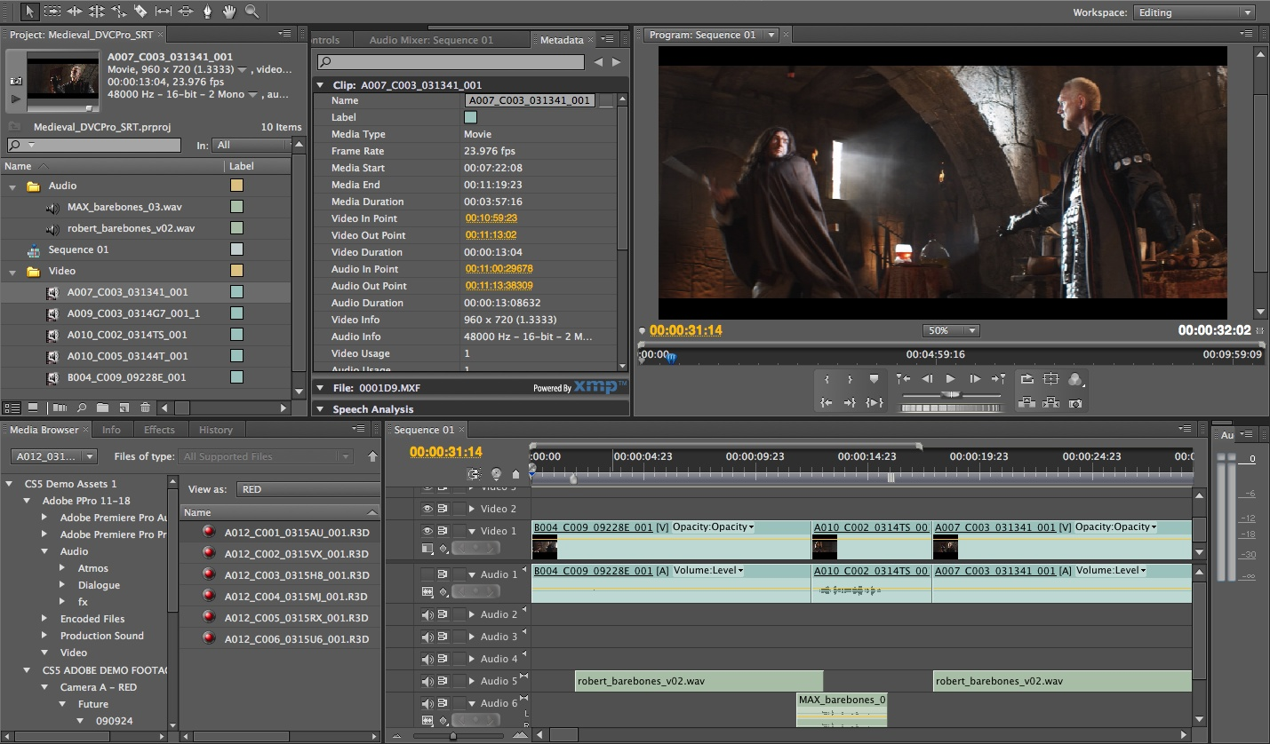 Buy Adobe Premiere Pro CC Video editing and production   Adobe
