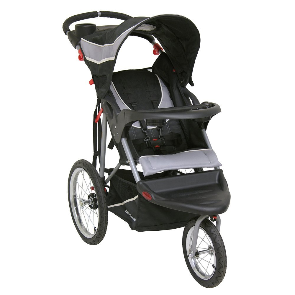 Baby Strollers Jogging Pram Travel Car Seat Twin