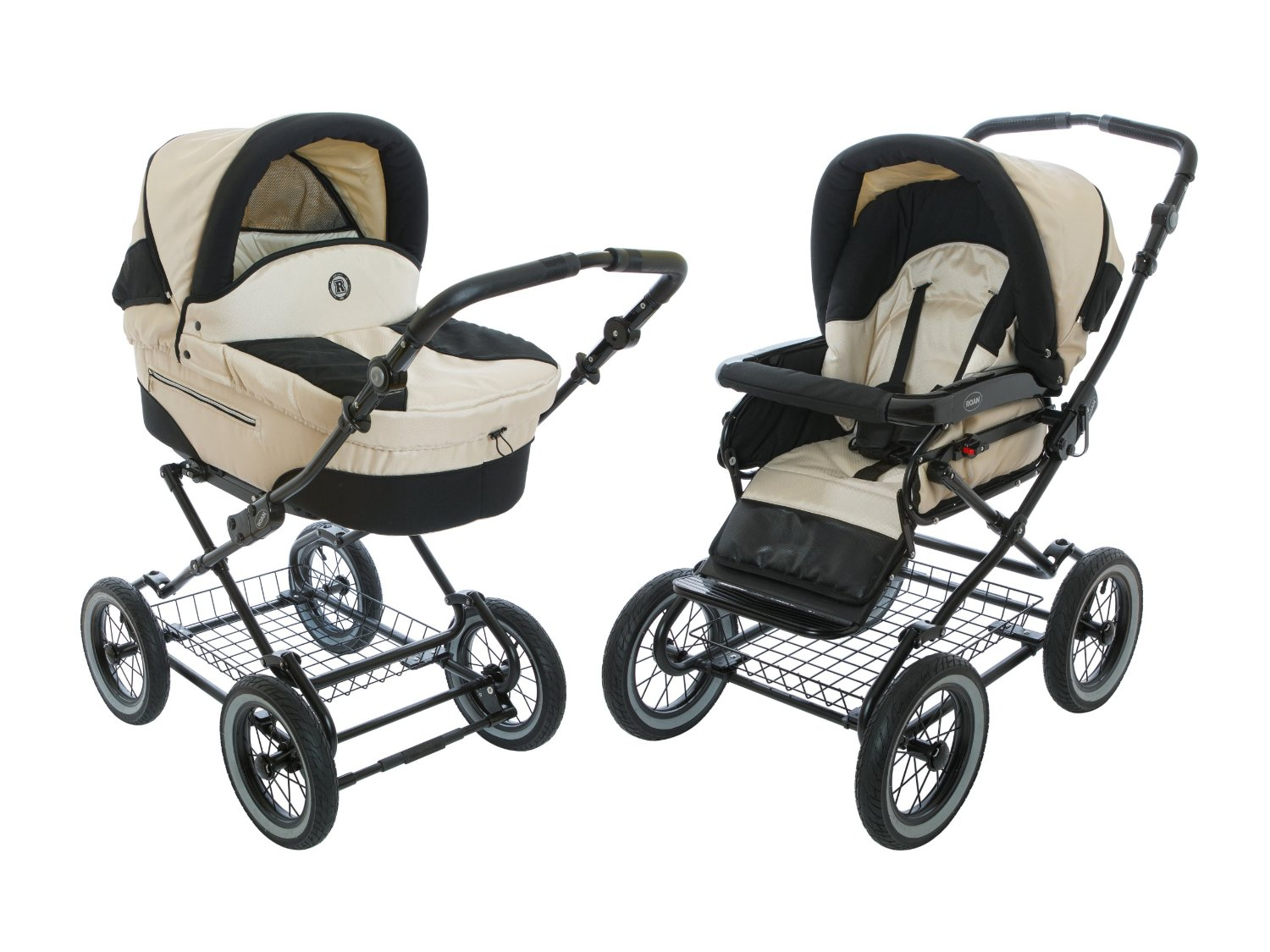 How to choose a stroller for a newborn 26