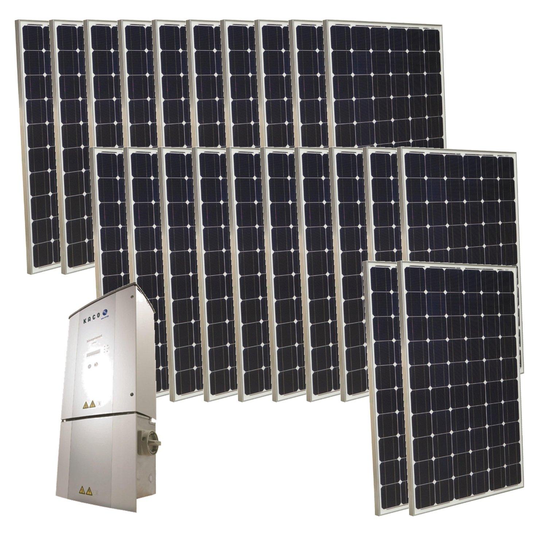 Grape Solar GS-5500-KIT 5500-Watt | POLITUSIC