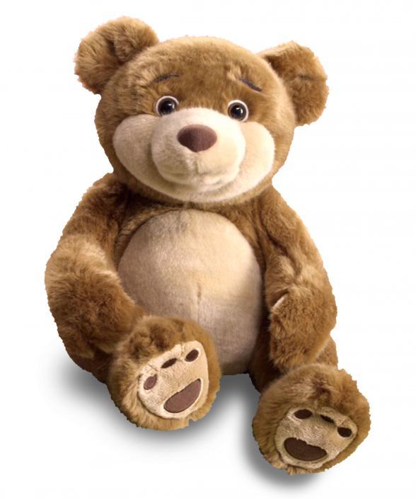 WikiBear: Smart Talking Toy Teddy Bear