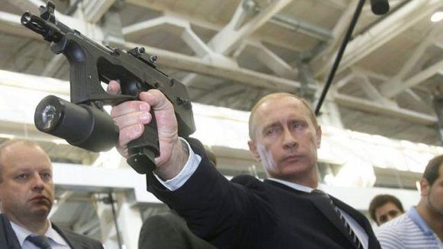 Is Putin Crazy?