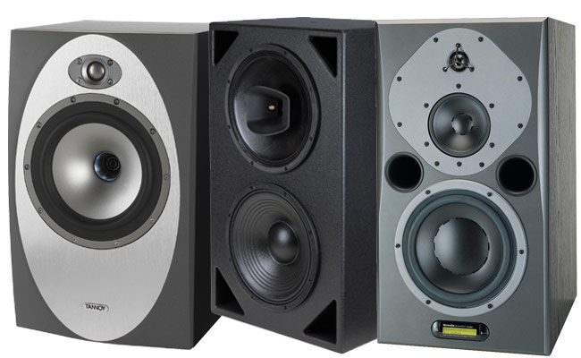 Studio Monitors: Compare Prices, Specs