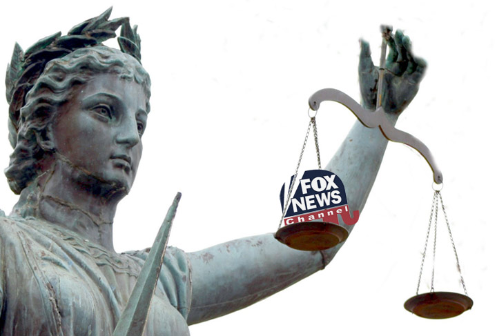 Democrats: Sue FOX News (Who's With Me?)