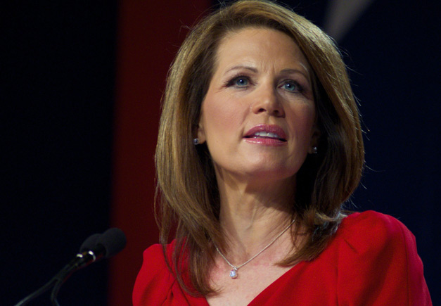 Michele Bachmann Blames Obama For Rapture, End of Days