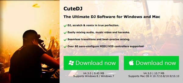 CuteDJ Review