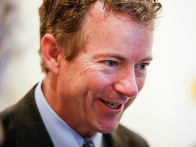 Rand Paul: Rules? I Don't Need Rules!