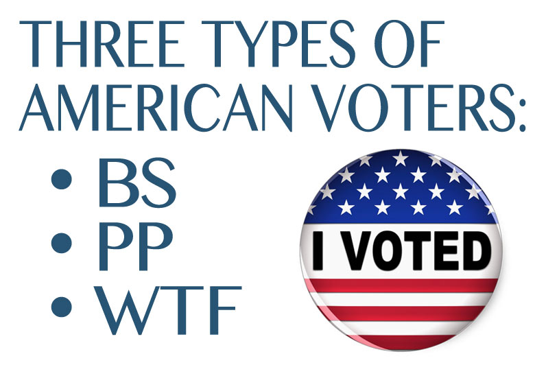 American Voters: Vote Personality Over Policy