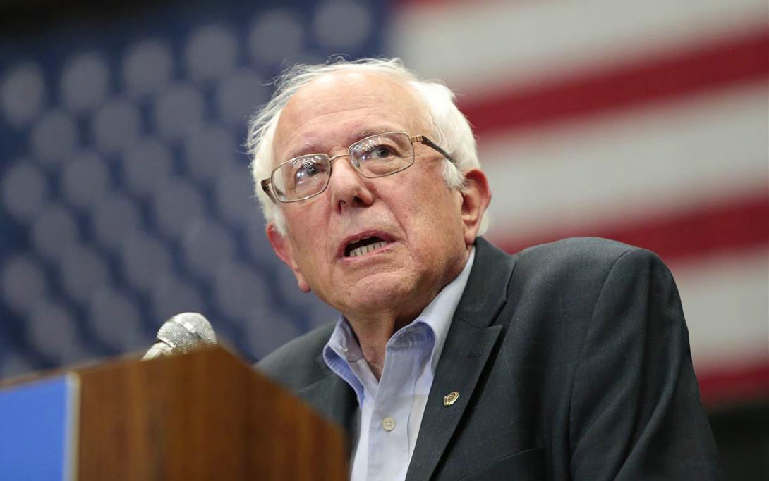 DNC Chair Resigns, Bernie Sanders Becomes Most Powerful Man In The Room