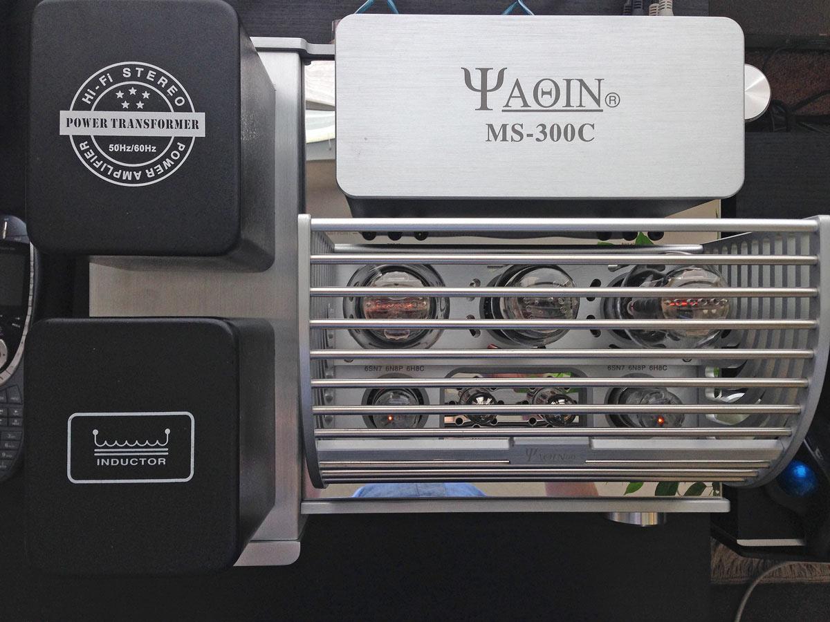 300B Tube Amplifier: YAQIN MS-300C | POLITUSIC