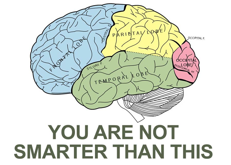 The Problem With Politics: We Think We're Smarter Than Our Brains