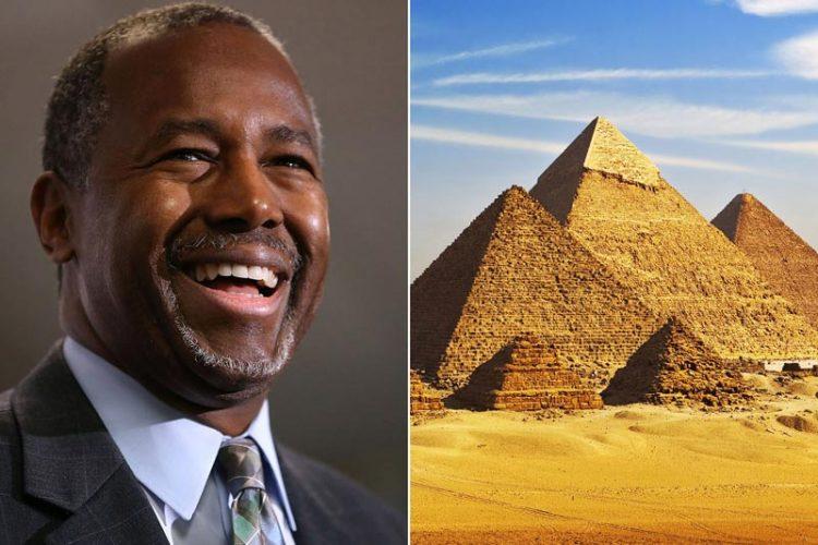 Ben Carson HUD, Pyramids