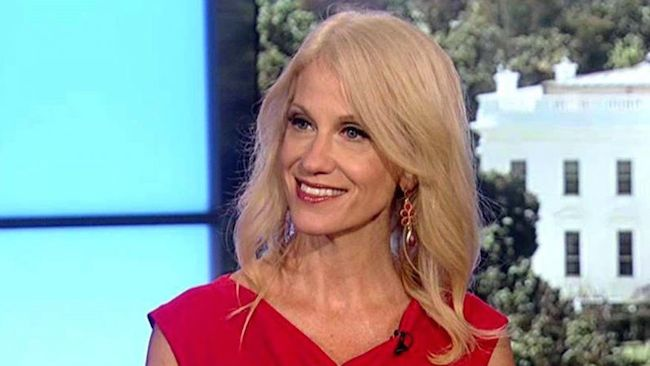 Best Quotation Of The Day: Kellyanne Conway