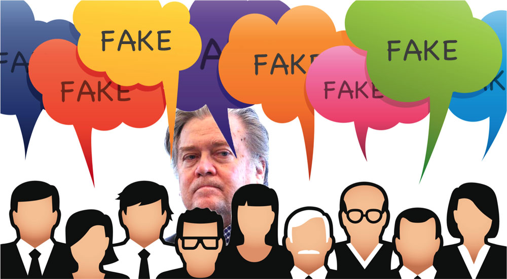 Redefining Fake: Ideological Echo Chambers Are Getting Worse