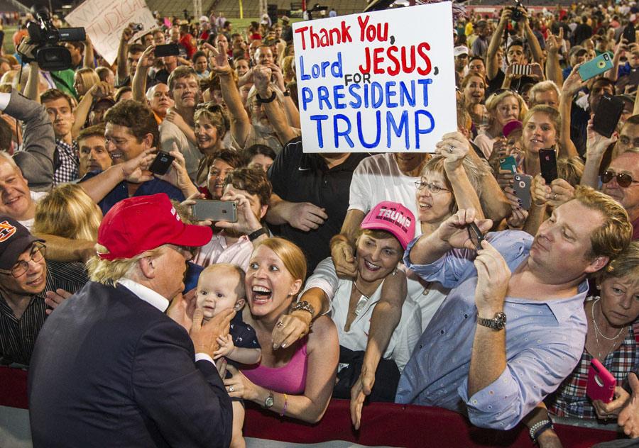 Washington Politicians Won't Beat Trump Until Dems Beat Trumpsters