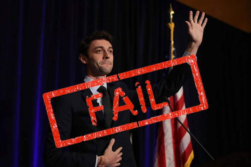 Democrats still can't win an election: Jon Ossoff