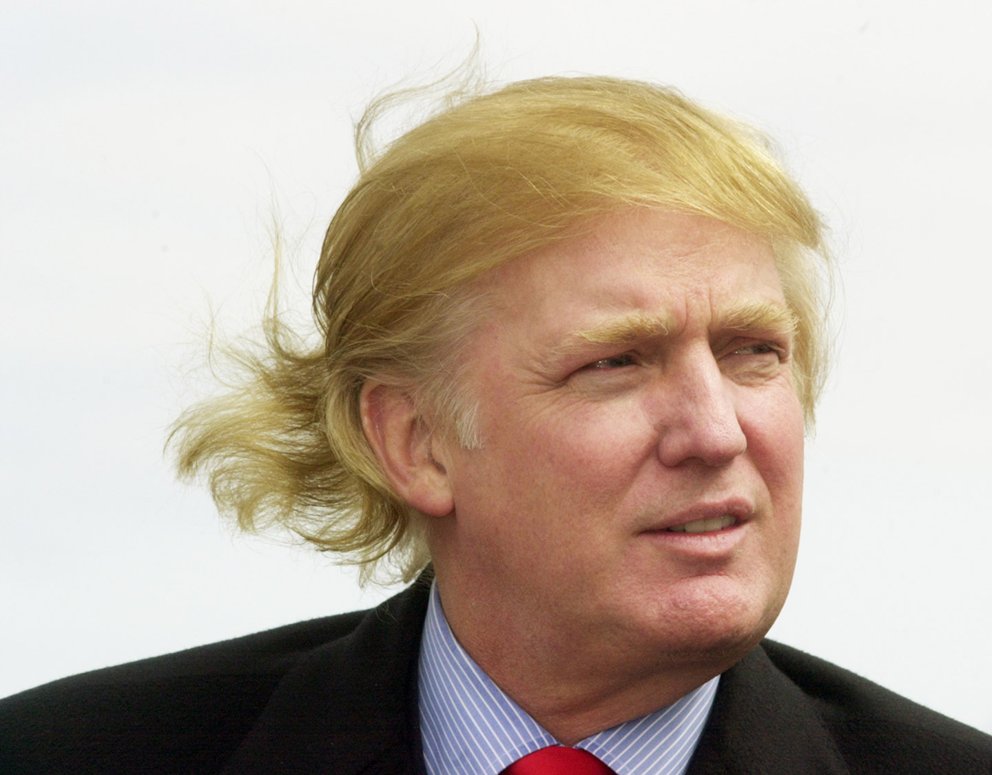 Understanding Trump Its Not A Comb Over Its A Mullet